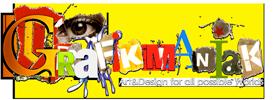 Grafik Maniak Logo